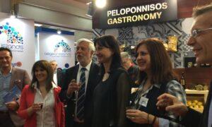 «Η Μυθική Πελοπόννησος» στην έκθεση Greek Travel Show
