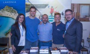 Διεθνής προβολή της διοργάνωσης «Navarino Challenge» στη Νέα Υόρκη