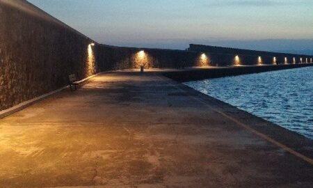 185.000 για να αποκατασταθούν οι φθορές του μόλου στο Λιμάνι Καλαμάτας