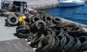 Πότε θα φύγει η σαβούρα από το Λιμάνι της Πύλου;