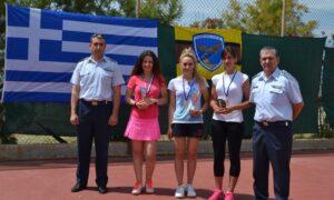 Πρωτάθλημα Αντισφαίρισης της Πολεμικής Αεροπορίας στην Καλαμάτα