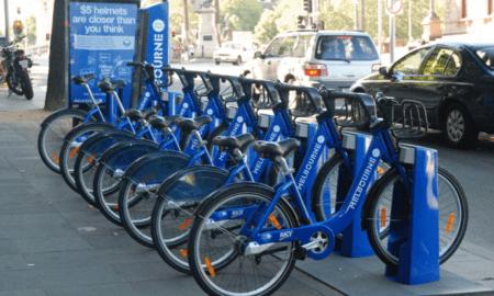 Ενοικιαζόμενα ποδήλατα σε 7 σημεία στην Καλαμάτα