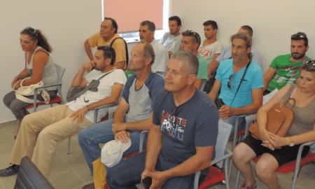 Υπηρεσία αναλαμβάνουν 40 πυροφύλακες στον Δήμο Καλαμάτας