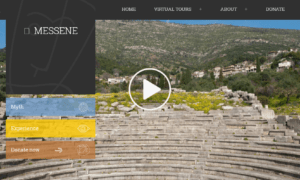 Εικονικές ξεναγήσεις σε Μεσσήνη-Καλαμάτα-Πύλο απο το ΕΚΠΑ