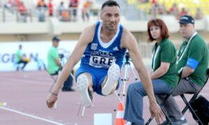 Αποχωρεί από τη δράση ο Mεσσήνιος Λούης Τσάτουμας, κάτοχος του Πανελληνίου ρεκόρ με 8.66