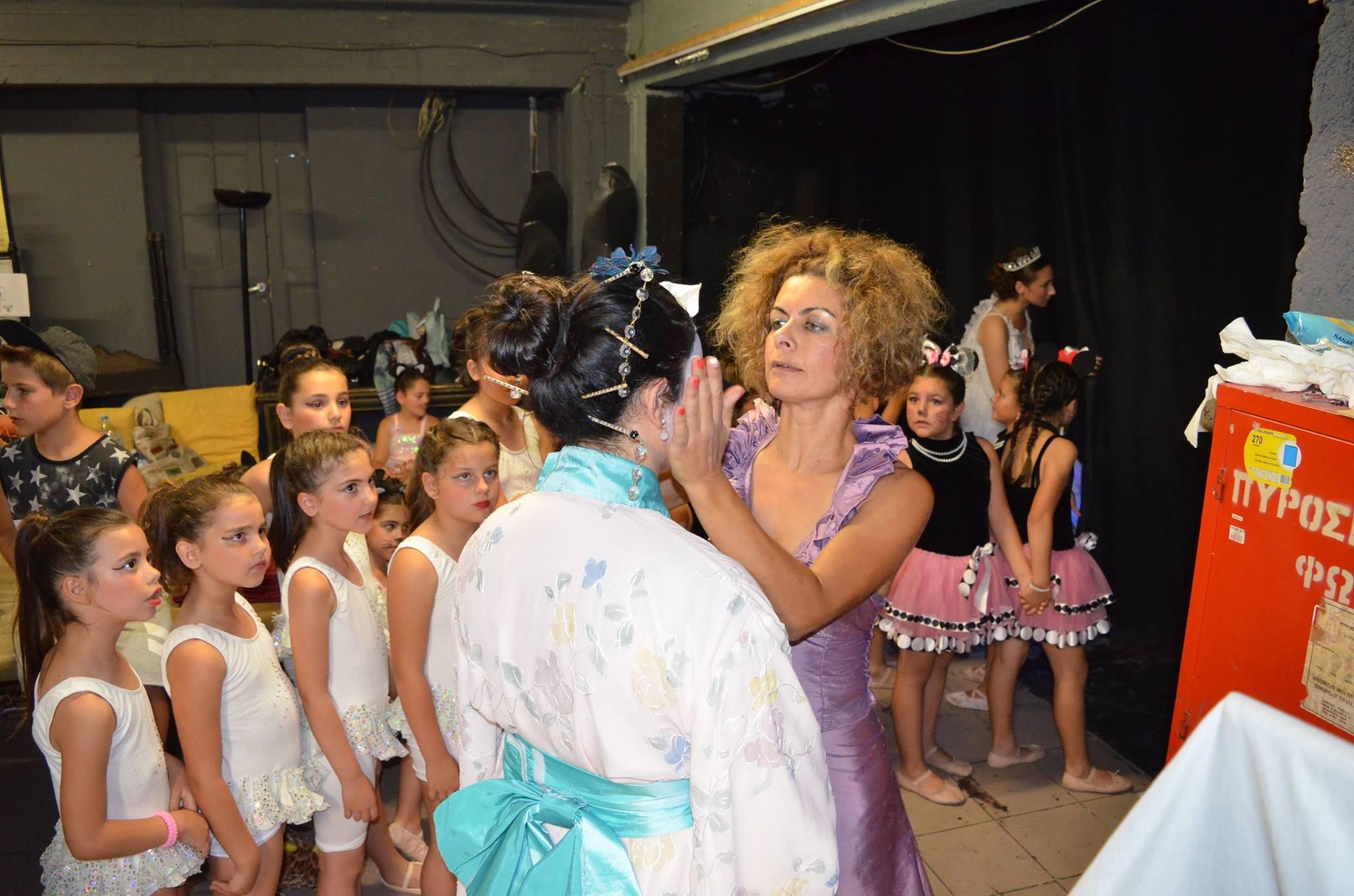 "Mάγεψε η Σταχτοπούτα από τον Σύλλογο Χορού και Ενόργανης ""H Χαρά του Παιδιού"""