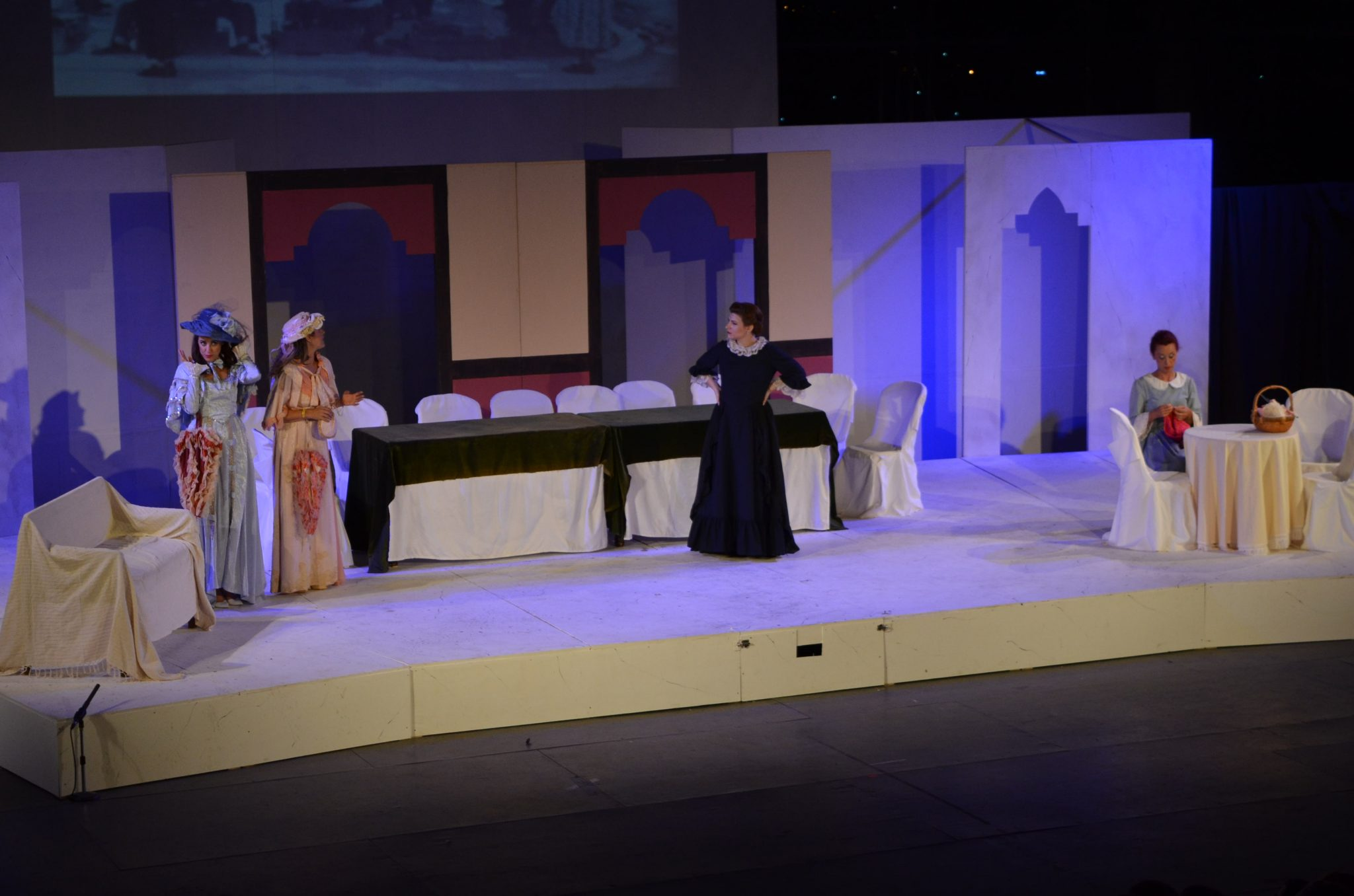 "MEΘ: Τελευταία παράσταση απόψε για τη ""Λωξάντρα"""