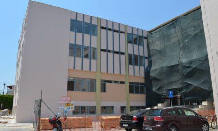 Σεπτέμβριο θα λειτουργήσει το κτήριο της πρώην Καρδιολογικής στο νέο Δημαρχείο