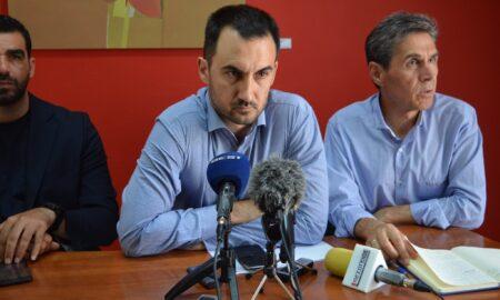 """""""Οι εκπρόσωποι των προηγούμενων Κυβερνήσεων δεν δικαιούνται να μιλούν για την κατάσταση του οδικού δικτύου"""""""