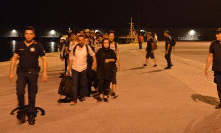 """Νίκας: """"Γιατί επιλέγουν την Καλαμάτα;"""" –  Συνελήφθησαν δύο Τυνήσιοι ως διακινητές"""