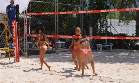 2o τουρνουά Bodytalk: Μεγάλες μάχες στην άμμο του K.B.V.