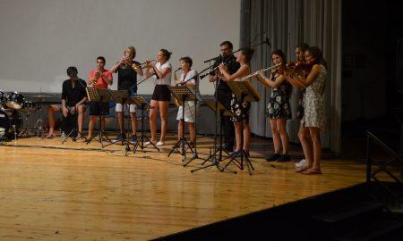 Το Νεανικό Μελίφωνο συνάντησε το Klezmagic Ensemble