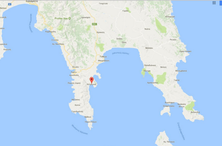 Εκκενώθηκε ο Κότρωνας στη Μάνη- Κάηκαν σπίτια και το αυτοκίνητο του δημάρχου