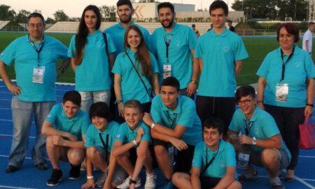 Εθνική Ομάδα Παίδων Μπριτζ: Ενθουσίασε στην πρώτη διεθνή παρουσία της