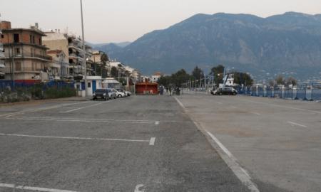 Και φέτος πάρκινγκ στο Λιμάνι Καλαμάτας