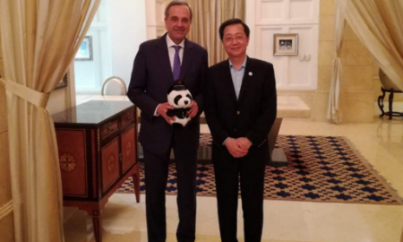Οι συνομιλίες του Σαμαρά με το Κ.Κ. Κίνας και την Cosco
