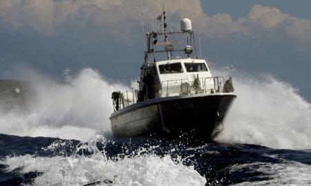 Επιχείρηση διάσωσης 104 μεταναστών ανοιχτά της Μεθώνης