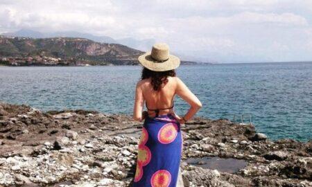 Kαι η Ελευθερία Αρβανιτάκη επιλέγει την Καρδαμύλη