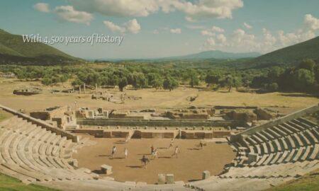 """COSTA NAVARINO """"Οι  μικροί αρχαιολόγοι """""""
