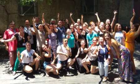 50ο Παγκόσμιο Συνέδριο για την Ερευνα του Χορού στην Αθήνα