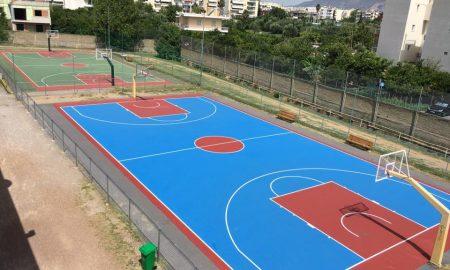 Τουρνουά basket παίδων στα ανοικτά γήπεδα του Δήμου