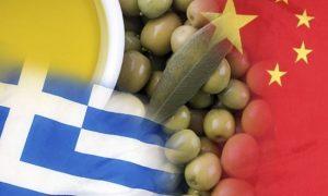 Η Κίνα εισάγει το 81% του ελαιολάδου από την Ισπανία και το 2% από την Ελλάδα!
