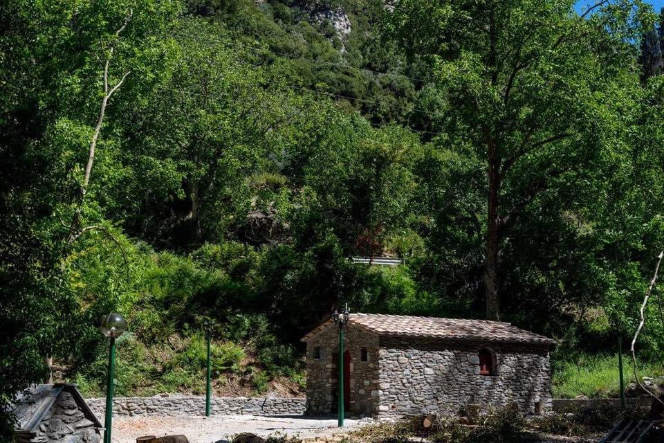 Nέδουσα: Ο πρώτος ναός στη Μεσσηνία αφιερωμένος στον Άγιο Παϊσιο