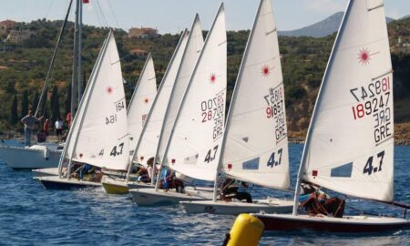 Πανελλήνιο πρωτάθλημα για σκάφη τύπου EUROPE
