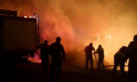 Εμπρησμός η πυρκαγιά στο Καπλάνι…