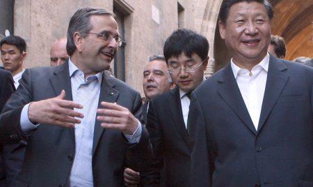 Ο Αντώνης Σαμαράς στην Κίνα με επίσημη πρόσκληση