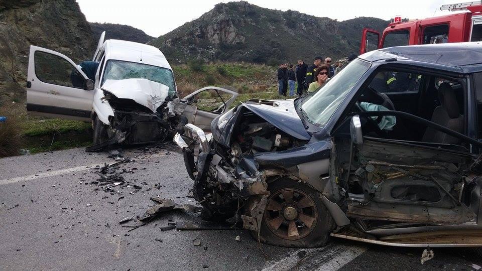 5 νεκροί και 31 τραυματίες τον Νοέμβριο σε τροχαία ατυχήματα στην περιφέρεια Πελοποννήσου