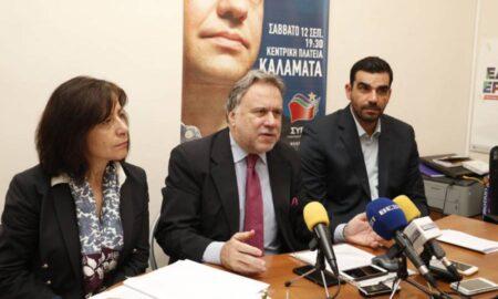 ΣΥΡΙΖΑ: Τρία ακόμα Νέα Έργα για τη Μεσσηνία
