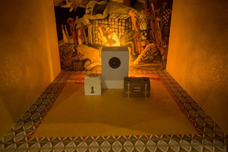 """Ομαδική έκθεση εικαστικών τεχνών """"CONIECTURA V"""" στη Μάνη"""