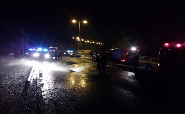 Μεσσήνιος αστυνομικός νεκρός σε τροχαίο στην Κατεχάκη…