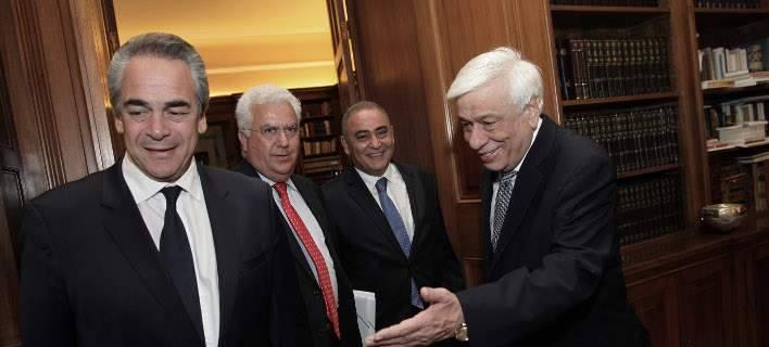 Παυλόπουλος: Σημαντικά τα Eπιμελητήρια για την λειτουργία της αγοράς