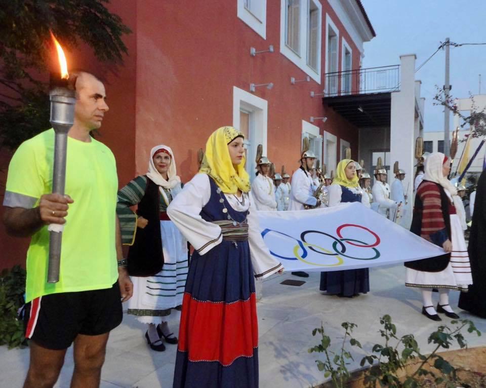 Ο πρώτος Ολυμπιονίκης της Ελλάδας Κωστής Τσικλητήρας αναπαύεται στην πατρίδα του την Πύλο