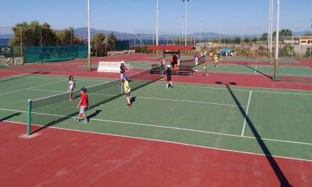 Cardio Tennis Triples στον Όμιλο Αντισφαίρισης Καλαμάτας