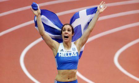 Παγκόσμια πρωταθλήτρια η Στεφανίδη! – Στην ελίτ του ελληνικού αθλητισμού
