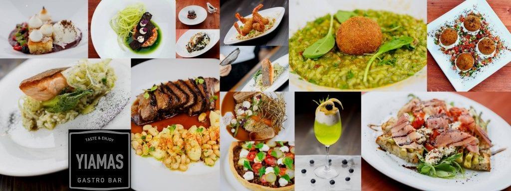YIAMAS Gastro Bar: Βραδιές γνωριμίας με την Ελληνική Γαστρονομία