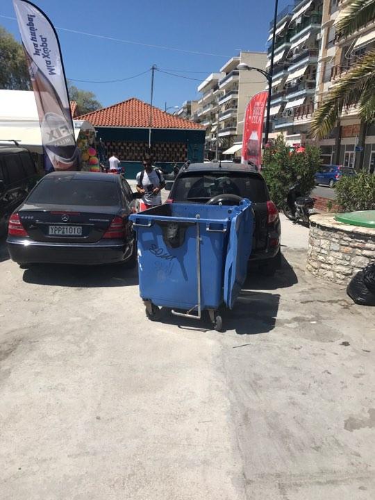 """Σε έξαρση το κίνημα… """"Παρκάρω όπου γουστάρω""""!"""