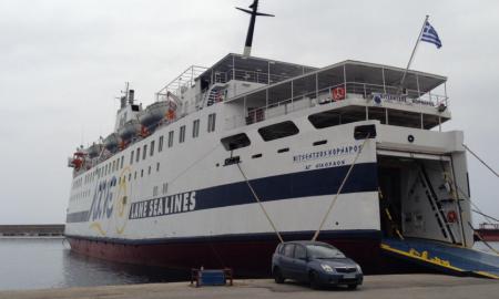 Μανιάτης προς Κουρουμπλή: Απαράδεκτο να μην υπάρχει plan B για τη γραμμή Καλαμάτα-Κρήτη