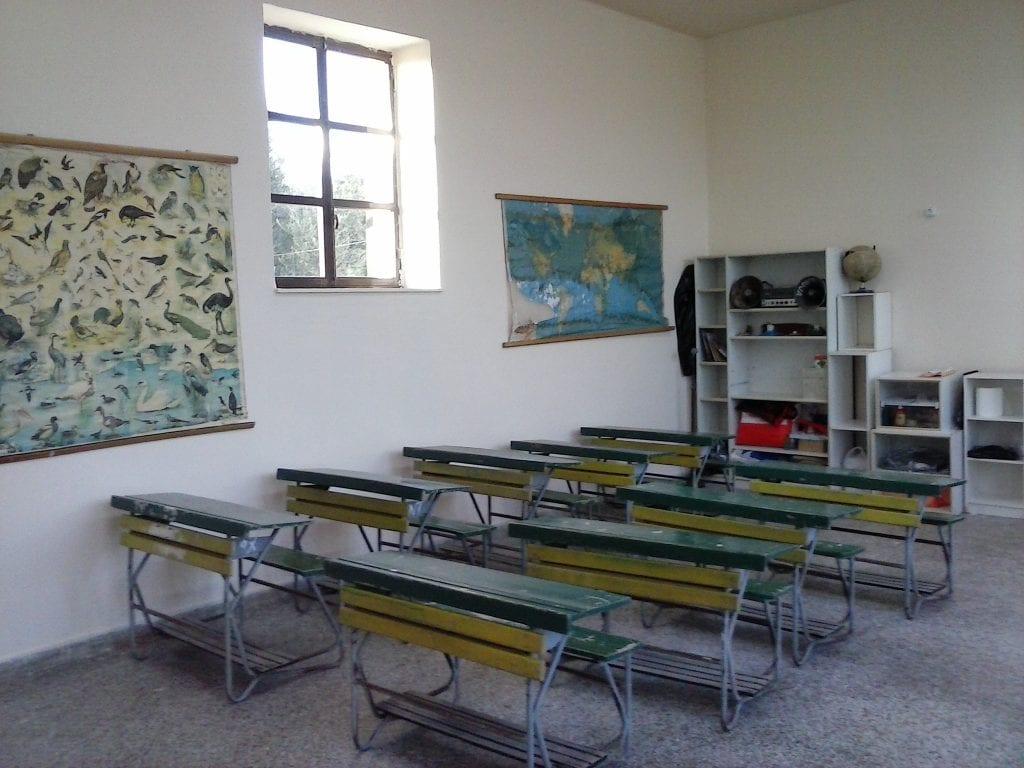 Εκδήλωση στην Πύλα στο ανακαινισμένο Δημοτικό σχολείο
