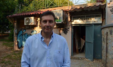 ΜΕΘ: Επανεξελέγη πρόεδρος ο Γ.Παντελόπουλος