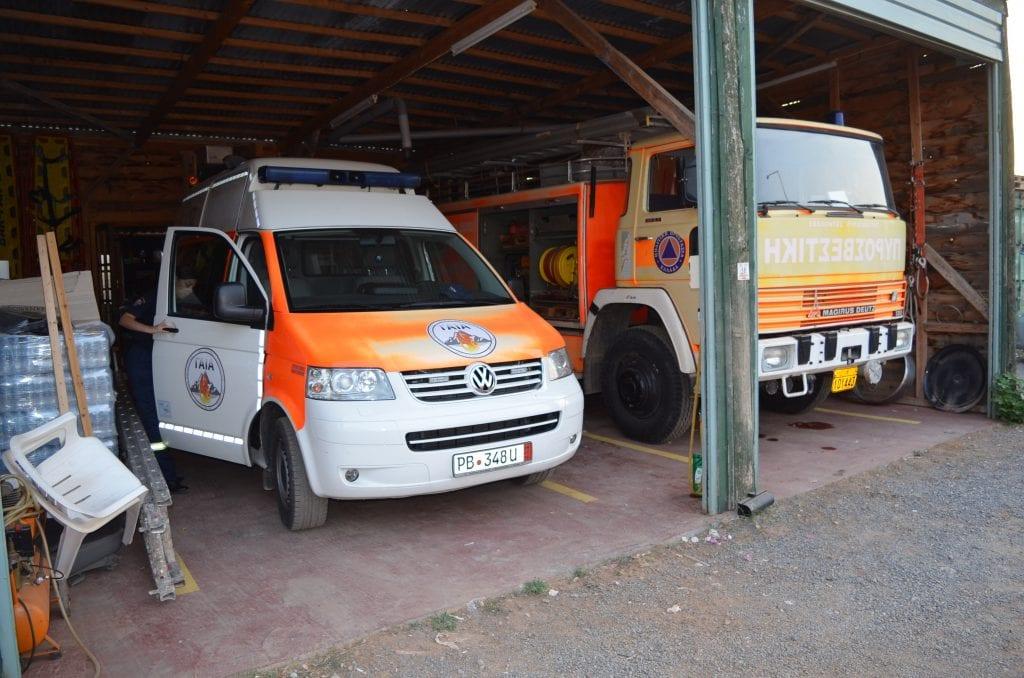 """Εθελοντική ομάδα """"ΓΑΙΑ"""": Με δωρεές και συνδρομές προσφέρει τις υπηρεσίες της"""