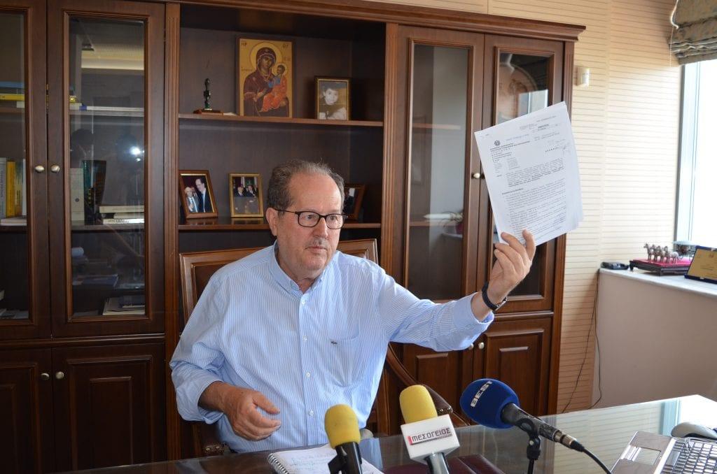 3ο Αντιπλημμυρικό έργο προϋπολογισμού 2 εκατ. ευρώ Παναγίτσα-Νέδοντας