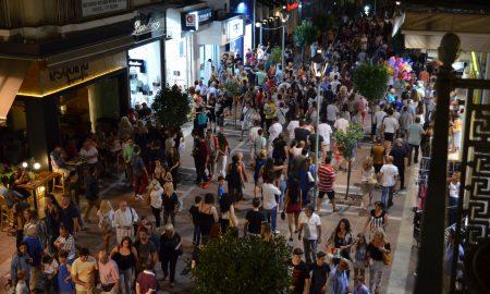 5η Λευκή Νύχτα: Αγορές και διασκέδαση μέχρι το ξημέρωμα!