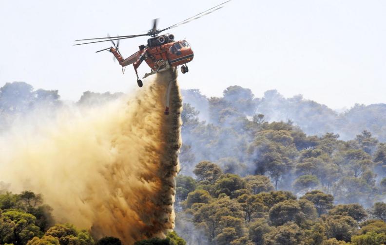 Βαγγέλης Αποστόλου «Χρειαζόμαστε ένα νέο μοντέλο διαχείρισης των πυρκαγιών»