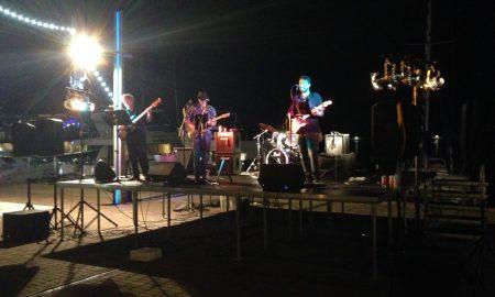 """""""Ξεσήκωσαν"""" την παραλία με την συναυλία τους οι """"Τhe Blues Escape""""!"""