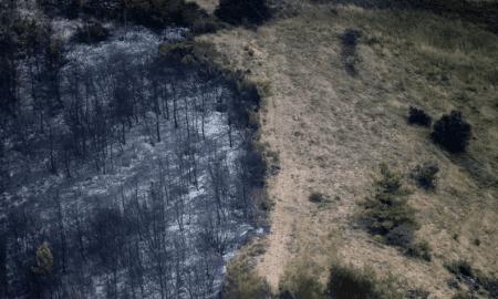 Ενεργοποιήθηκε το σύστημα «Κοπέρνικος» για δορυφορική χαρτογράφηση των καμένων εκτάσεων