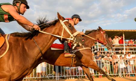 Με επιτυχία και φέτος οι ιπποδρομίες στο Πλατύ